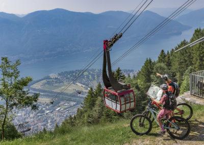 Mountain Bike Cardada