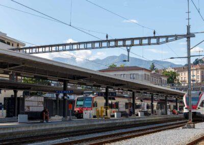 Locarno-Bahnhof