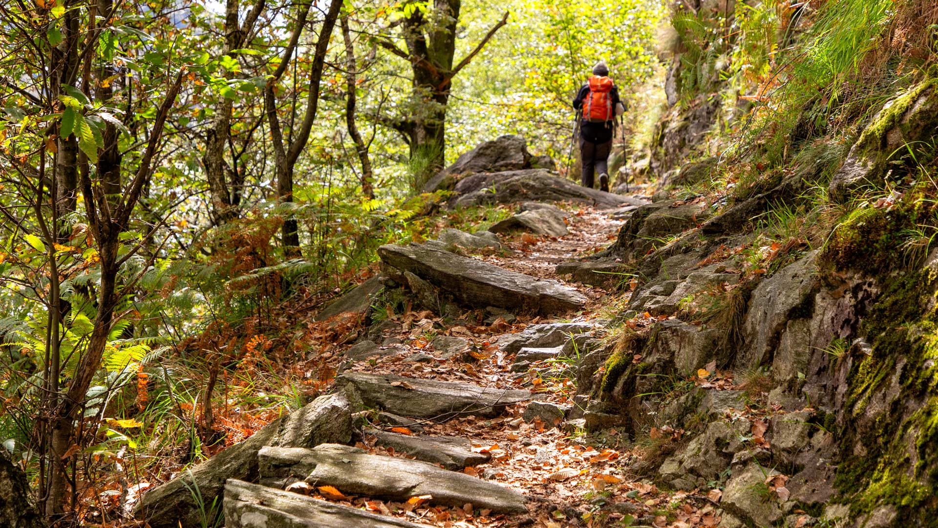 Wanderung im Valle del Salto
